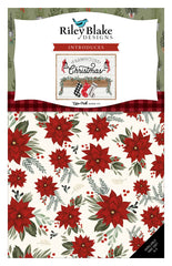 "Farmhouse Christmas 5"" Stacker by Echo Park Paper Co. for Riley Blake Designs"