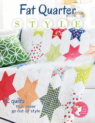 Fat Quarter Style Pattern Book by It's Sew Emma