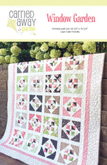 Window Garden Quilt Pattern by Taunja Kelvington
