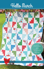 Shimmer Quilt Pattern by Cluck Cluck Sew
