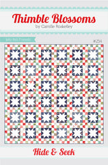 Hide & Seek Quilt Pattern by Thimble Blossoms