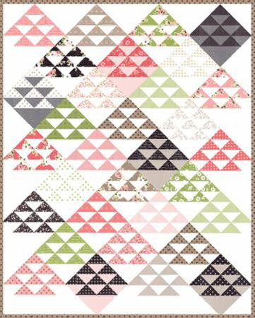 Homestead Quilt Pattern by Lella Boutique