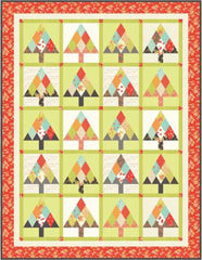 Juniper Quilt Pattern by Fig Tree Quilts
