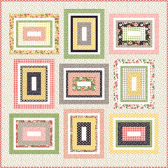 Kith & Kin Quilt Pattern by Lella Boutique