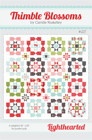 Lighthearted Quilt Pattern by Thimble Blossoms