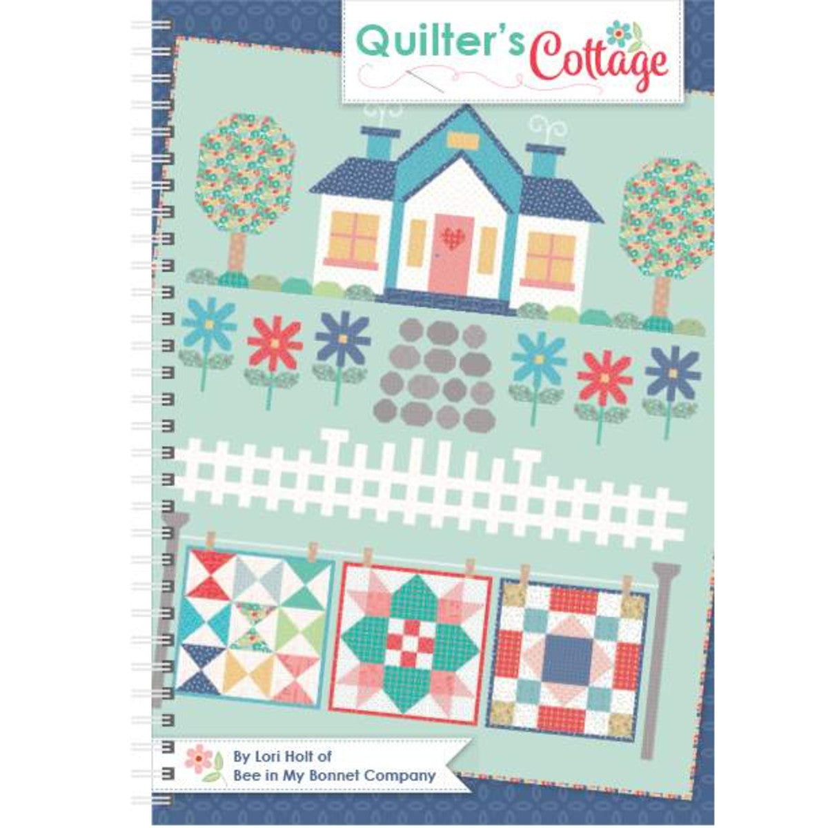 Quilter's Cottage by Lori Holt of Bee in my Bonnet for It's Sew Emma