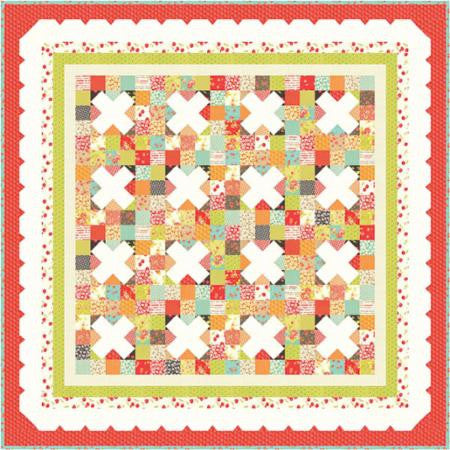 Picnic Quilt Pattern by Fig Tree Quilts