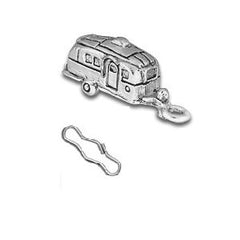 RV Zipper Pull or Sewing Charm