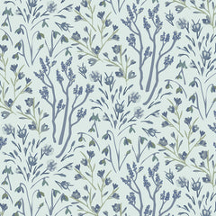 Snow Day Winter Frost Yardage by Mister Domestic for Art Gallery Fabrics