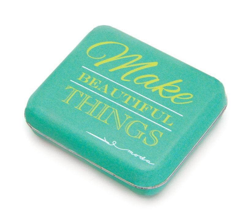 Sewing Sayings Tins by Moda