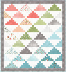 Summit Quilt Pattern by Lella Boutique