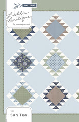 Sun Tea Quilt Pattern by Lella Boutique