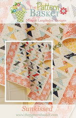 Sunkissed Quilt Pattern by The Pattern Basket
