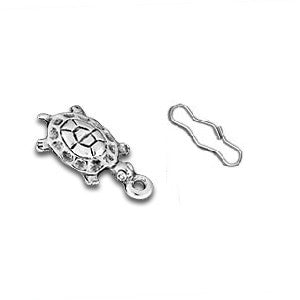 Turtle Zipper Pull or Sewing Charm