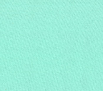 Bella Solids Aqua Yardage by Moda Fabrics