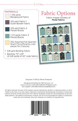 At A Glance Quilt Pattern by Wendy Sheppard