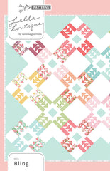 Bling Quilt Pattern by Lella Boutique