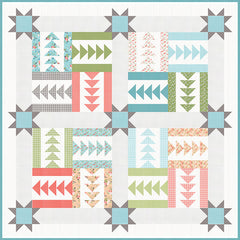 Bluegrass Quilt Pattern by Lella Boutique