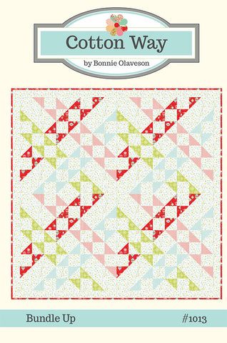 Bundle Up Quilt Pattern by Cotton Way