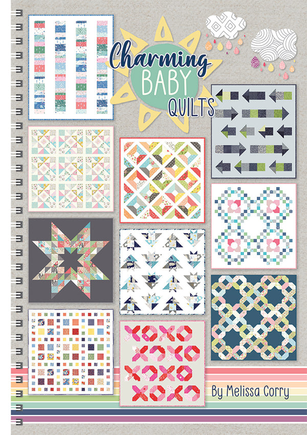 Charming Baby Book by Melissa Corry
