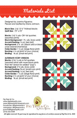 Cobblestones Quilt Pattern by Joanna Figueroa of Fig Tree & Co.