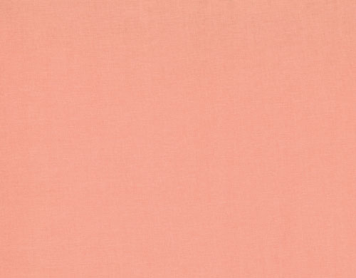 Bella Solids Coral Yardage by Moda Fabrics