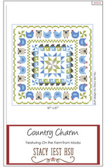 Country Charm Quilt Pattern by Stacy Iest Hsu