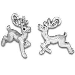 Deer Zipper Pull or Sewing Charm