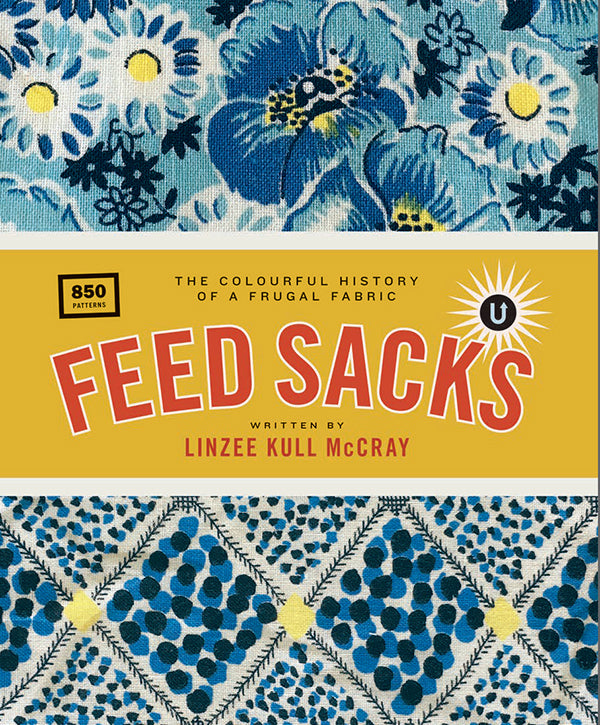 Feed Sacks Book by Lindzee McCray