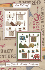 Go Rving Quilt Pattern by Coach House Designs