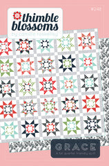 Grace Quilt Pattern by Thimble Blossoms