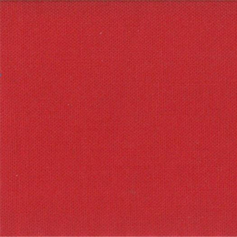 Bella Solids Cherry Yardage by Moda Fabrics