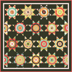 Coney Island Remix Quilt Pattern by Fig Tree & Co.