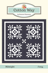 Midnight Quilt Pattern by Cotton Way