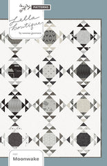 Moonwake Quilt Pattern by Lella Boutique