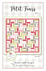 Petit Fours Quilt Pattern by Brenda Riddle Designs