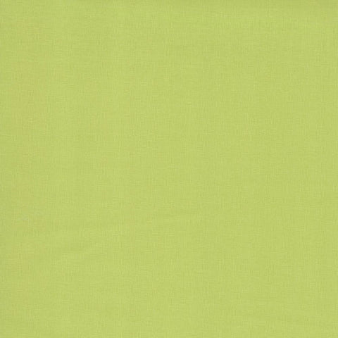 Bella Solids Pistachio Yardage by Moda Fabrics