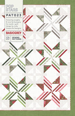 Pop Stars Quilt Pattern by Basic Grey for Moda Fabrics