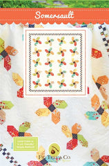 Somersault Quilt Pattern by Fig Tree & Co.