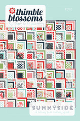 Sunnyside Quilt Pattern by Thimble Blossoms