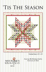 Tis The Season Pattern by Miss Rosie's Quilt Co.