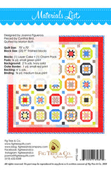 Vintage Stars Quilt Pattern by Fig Tree Quilts