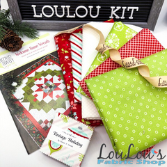 LouLou Kit ~ Welcome Home Wreath