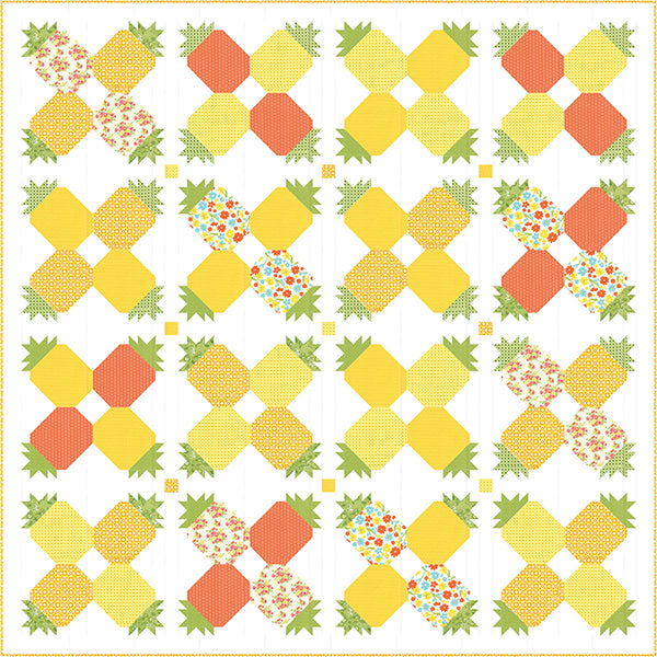 Welcome Quilt Pattern by April Rosenthal for Prairie Grass Patterns