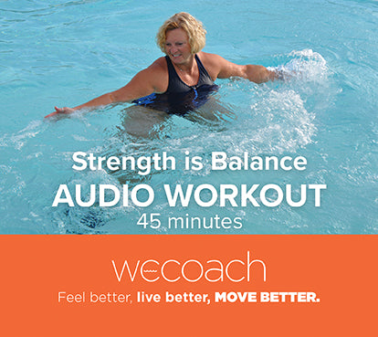 Strength is Balance Audio Workout DOWNLOAD