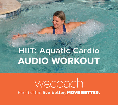 HIIT Aquatic Cardio Audio Workout DOWNLOAD