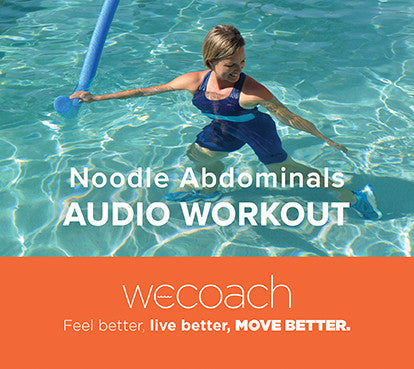 Noodle Abdominals Audio Water Workout: DOWNLOAD