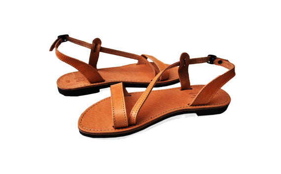 Niki fashion sandals for women side view