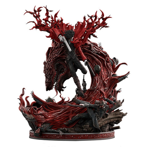 Alucard of Hellsing Elite Exclusive Statue (PRE-ORDER)