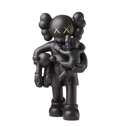 KAWS Clean Slate Black Companion